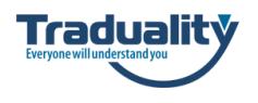 Logo Traduality