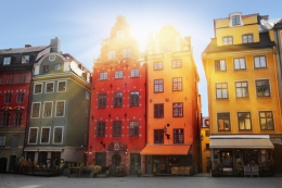 Tour Stockholm's Old Town district, or Gamla Stan
